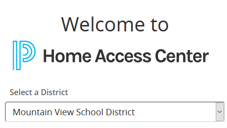 Home Access for Parents