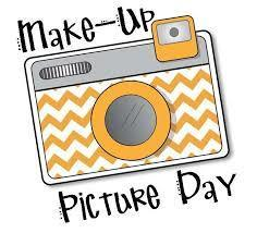 Yearbook Make-Up Picture Day