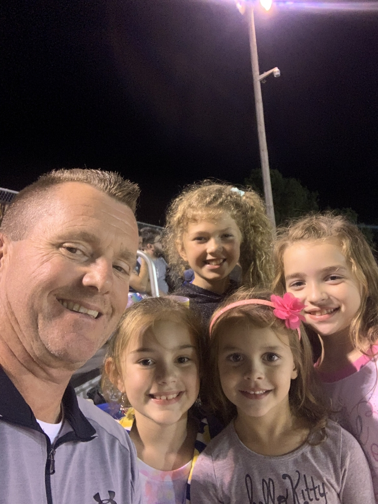 Enjoying Jr. Jackets Football!!!