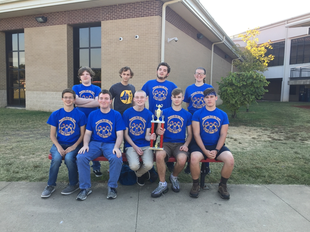 Cabot Invitational Quiz Bowl Champions!!!