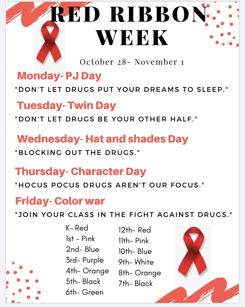 Rural Special Red Ribbon Week