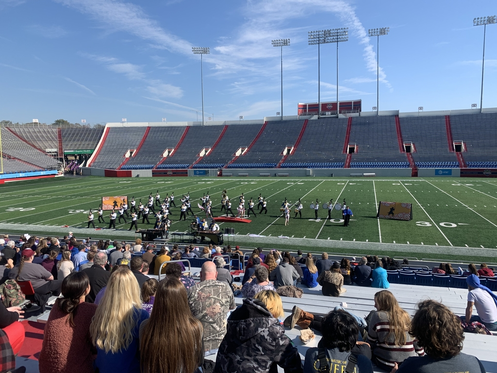 Band @ State!!!