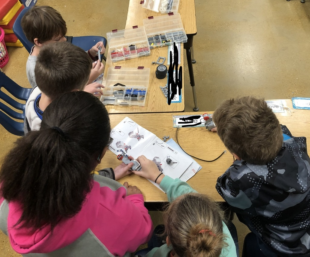 4th Grade Robotics 3