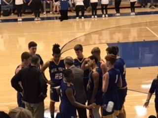 Huddle for strategy