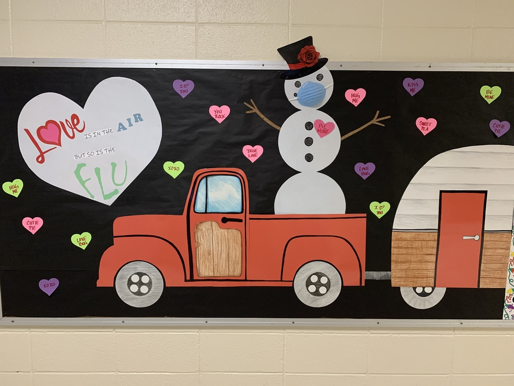 Happy Valentine's Day from MVES!!